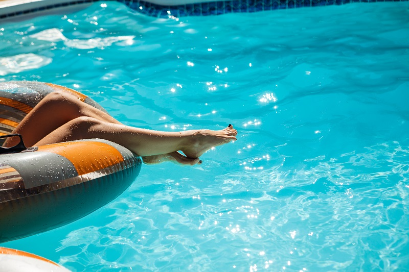 przykrycie przydomowego basenu